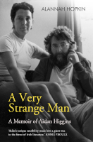 Cover Graphic of A Very Strange Man by Alannah Hopkin
